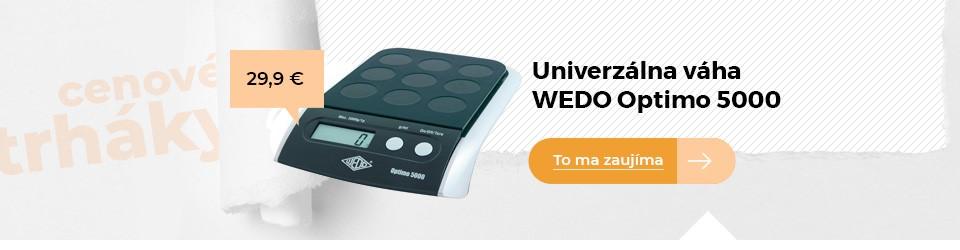 Univerzálna váha Wedo Optimo 5000