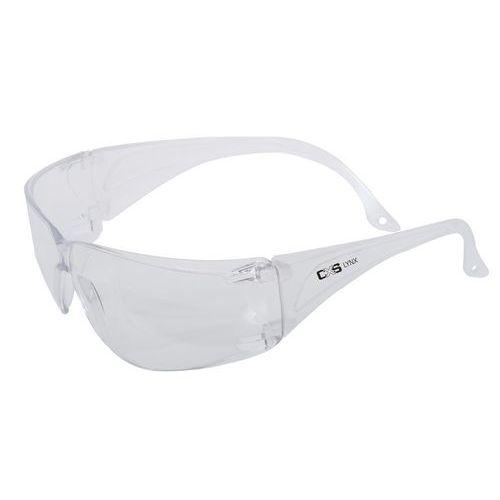 Ochranné okuliare CXS Lynx s čírymi sklami