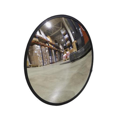 Univerzálne okrúhle zrkadlá Manutan