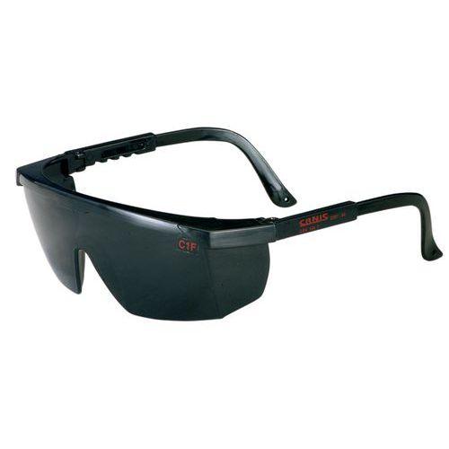 Ochranné okuliare CXS Kid s dymovými sklami