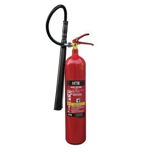 Snehový hasiaci prístroj, 5 kg (89B)