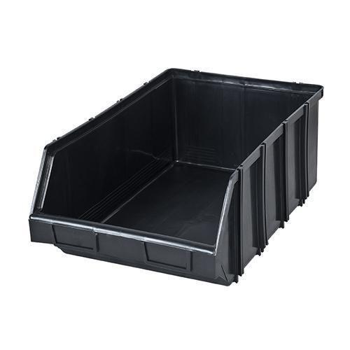 0eb54b9508c46 Plastový box Modul box 4.1. 19 x 31 x 49 cm, čierny