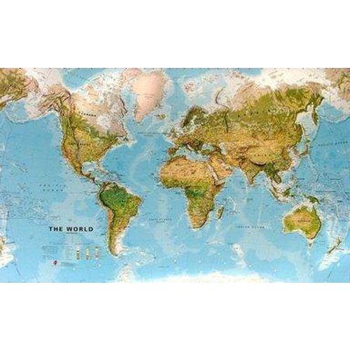 mapa sveta Zemepisná mapa sveta mapa sveta