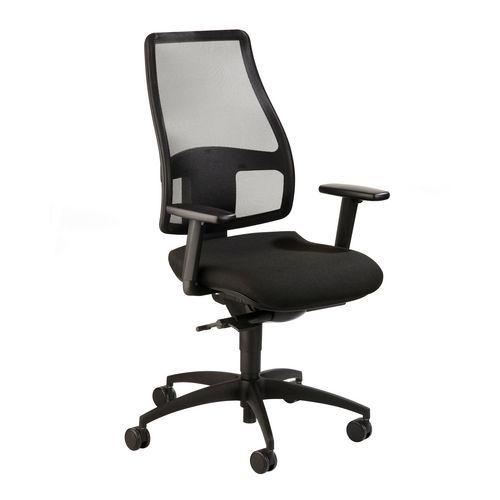 Kancelárske stoličky Synchro Net