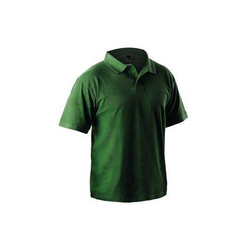 Pánska polokošeľa s krátkym rukávom CXS, zelená