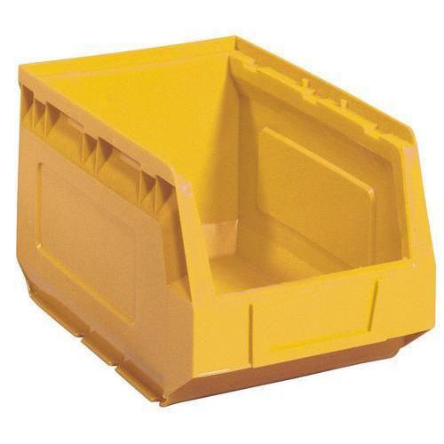 Plastové boxy Manutan 12,5 x 14,5 x 24 cm