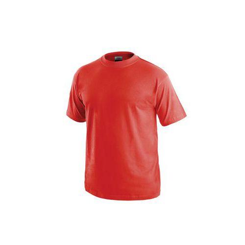 Pánske tričko s krátkym rukávom CXS, červené