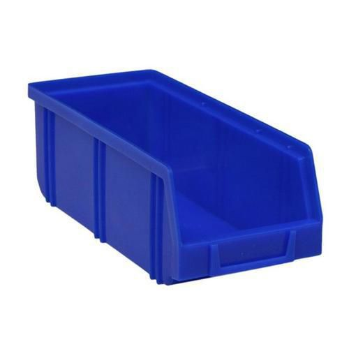 Plastové boxy Manutan 8,3 x 10,3 x 24 cm