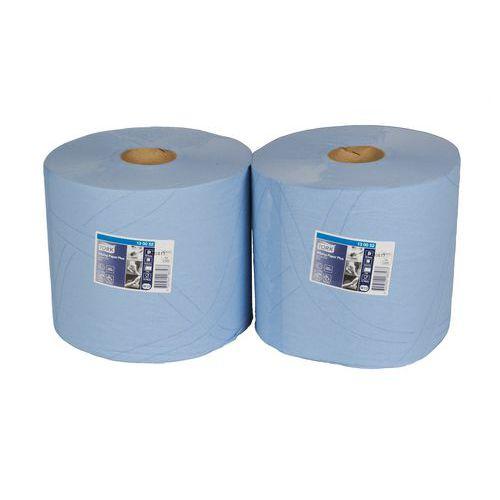 Priemyselné papierové utierky Tork Advanced 420 Blue 1-vrstvové, 750 útržkov, 2 ks