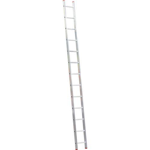 Hliníkový rebrík HOBBY, 13 priečok
