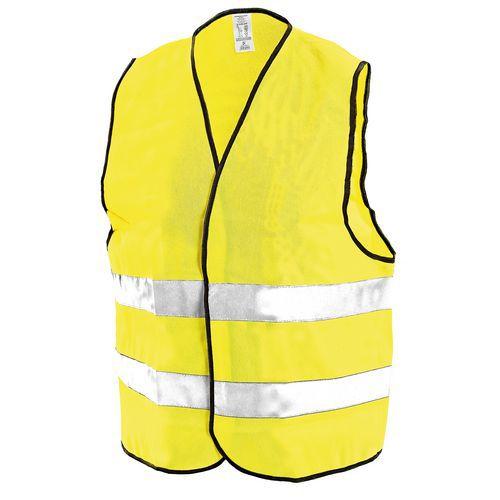 Reflexná vesta CXS Gustav, žltá