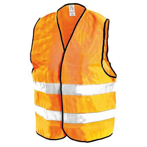 Reflexná vesta CXS Gustav, oranžová
