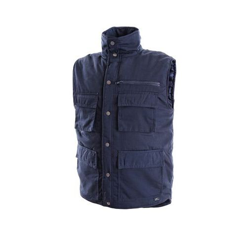 Pánska zimná vesta CXS Denver, modrá