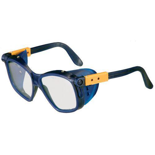 Ochranné okuliare Skip s čírymi sklami