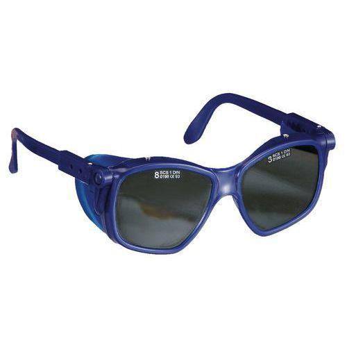 Zváračské okuliare, stupeň zatemnenia 5