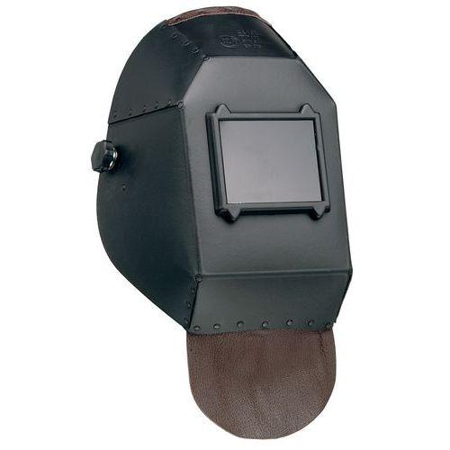 Zváračská kukla s ochranným rúškom krku, bez tmavého skla
