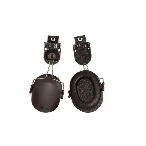 Mušľový chránič sluchu EP167 na prilbu, útlm 23 dB