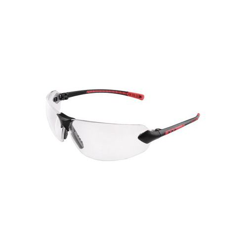 Ochranné okuliare CXS Fossa s čírymi sklami