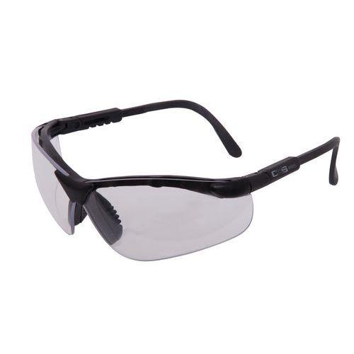 Ochranné okuliare Irbis s čírymi sklami