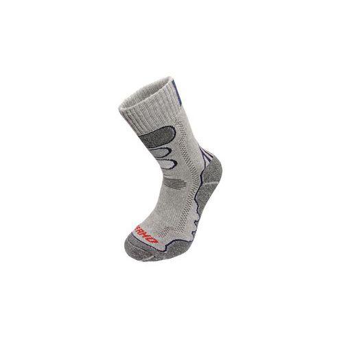 Pracovné termo ponožky, sivé