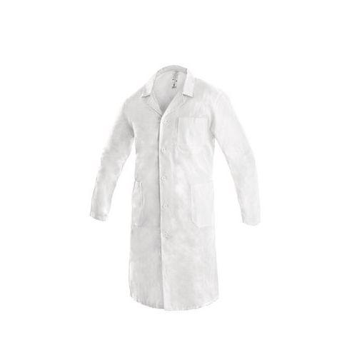 Pánsky biely plášť
