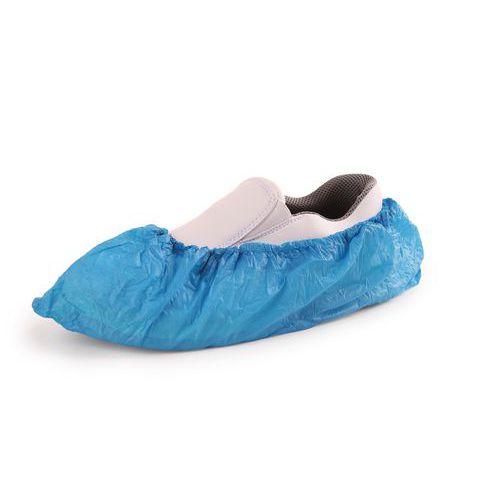 Jednorazové igelitové návleky na obuv, 10 ks