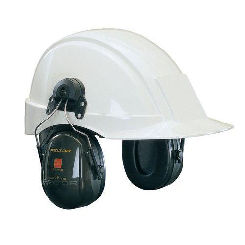 Mušľový chránič sluchu 3M PELTOR-GQ na prilbu, útlm 30 dB