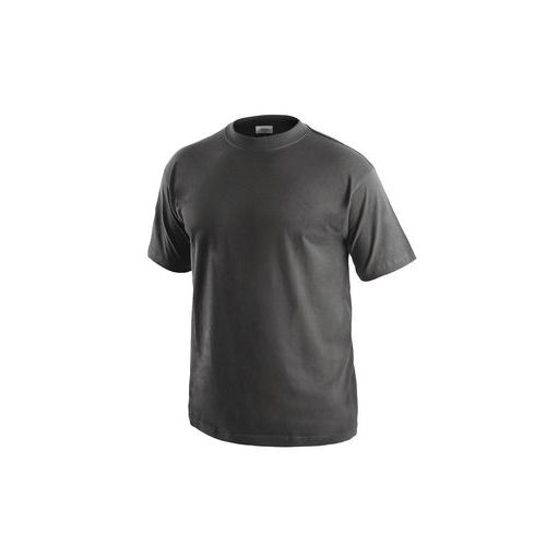 Pánske tričko s krátkym rukávom CXS, tmavosivé