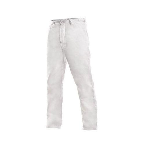 Pánske nohavice CXS, biele