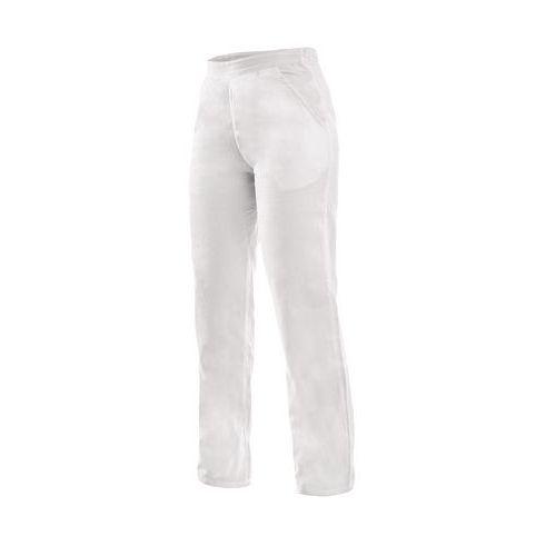 Dámske nohavice CXS Darja I, biele