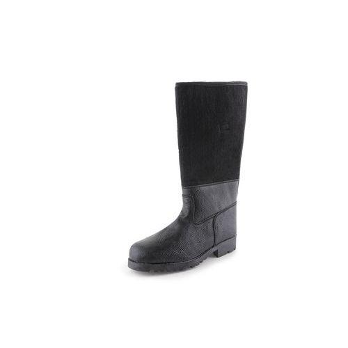 Zimné čižmy CXS Timur zo syntetickej kože, čierne