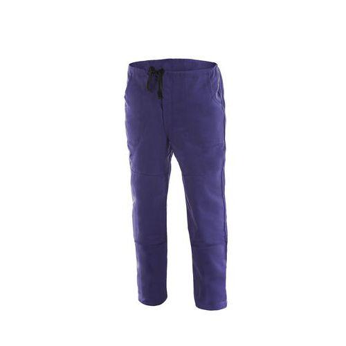 Pánske montérkové nohavice CXS, modré