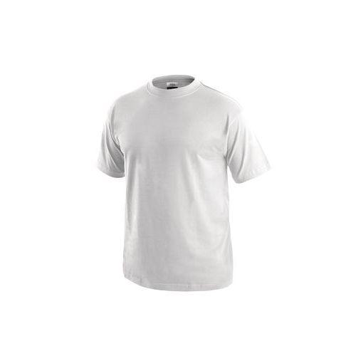 Pánske tričko s krátkym rukávom CXS, biele