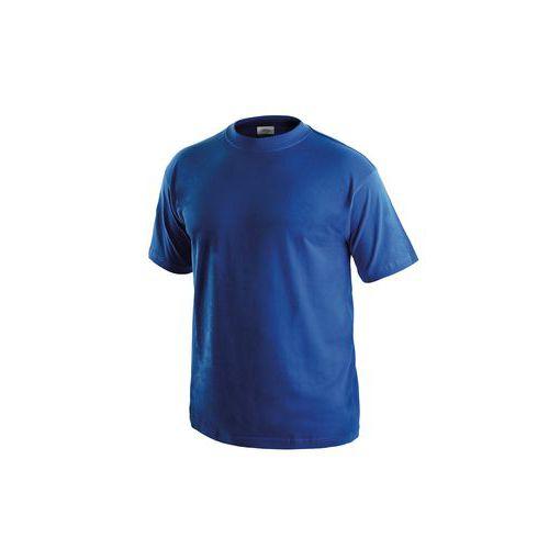 Pánske tričko s krátkym rukávom CXS, modré