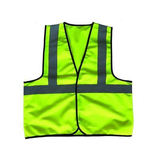 Reflexná vesta Manutan, žltá