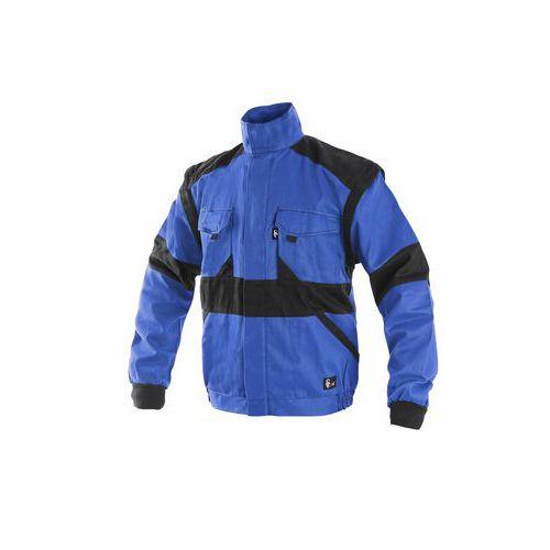 Pánska montérková zimná blúza CXS, modrá/čierna
