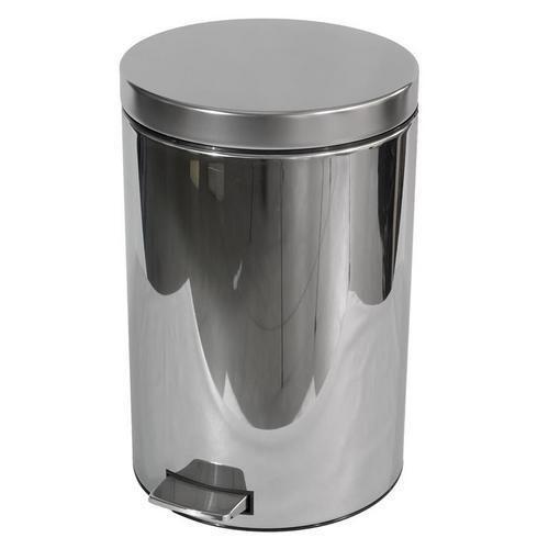 Kovové odpadkové koše Merida Clean, objem 20 l