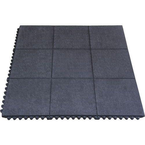 Protiúnavová priemyselná rohož, 90 × 90 cm