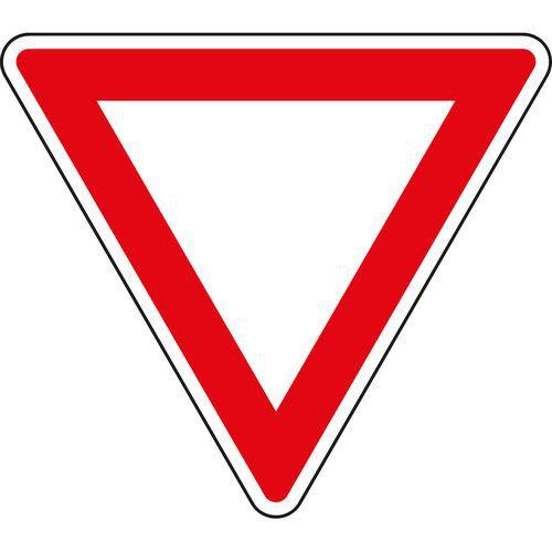 f938cc4bf Dopravná značka Daj prednosť v jazde (P4)