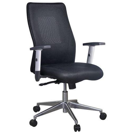 Kancelárske stoličky Manutan Penelope Alu