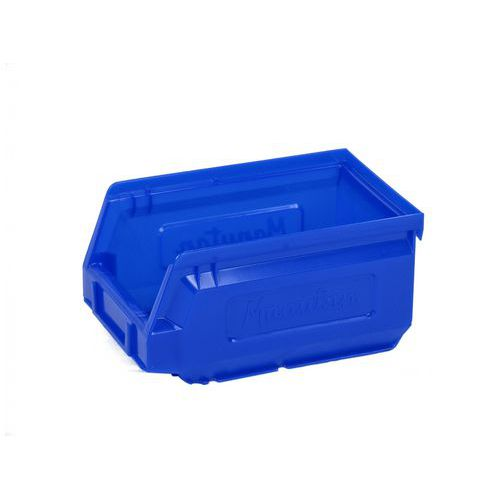 Plastové boxy Manutan 8,3 x 10,3 x 16,5 cm