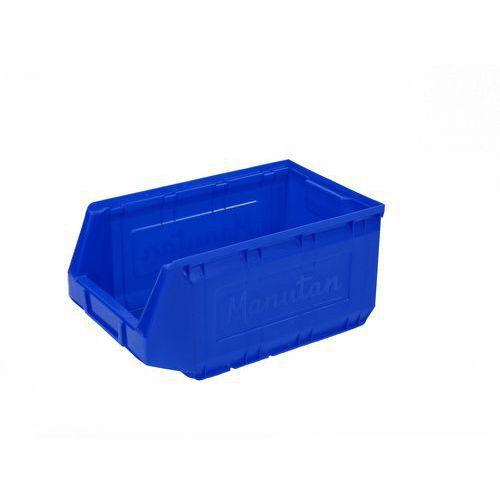 Plastové boxy Manutan 16,5 x 20,7 x 34,5 cm