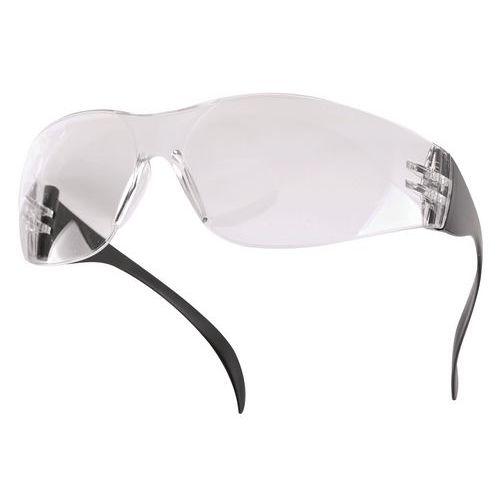 Ochranné okuliare Manutan s čírymi sklami