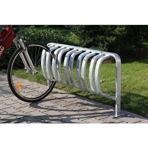 Vonkajší stojan na bicykle Charly, na 5 bicyklov
