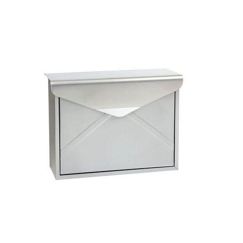 Kovové poštové schránky Elop so zvýšenou odolnosťou proti dažďu