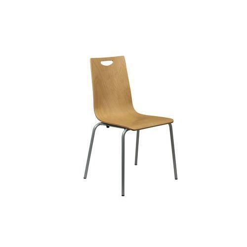 Drevené jedálenské stoličky Lily