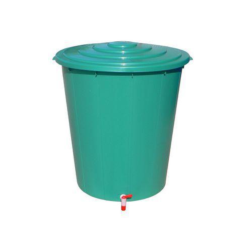Kónické plastové sudy Rain, 200 - 500 l