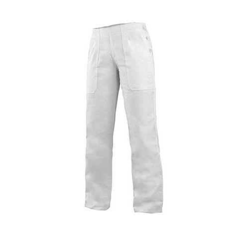 Dámske nohavice CXS Darja II, biele