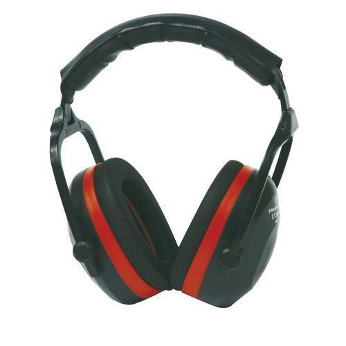 Mušľový chránič sluchu Singer HG106PNR, útlm 30 dB