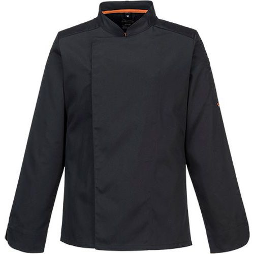 MeshAir Pro rondon L/S, čierna
